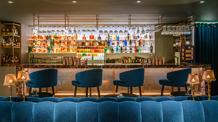 the sofitel london st james Bar
