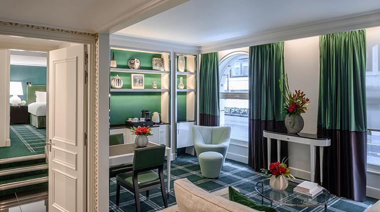 the sofitel london st james family room