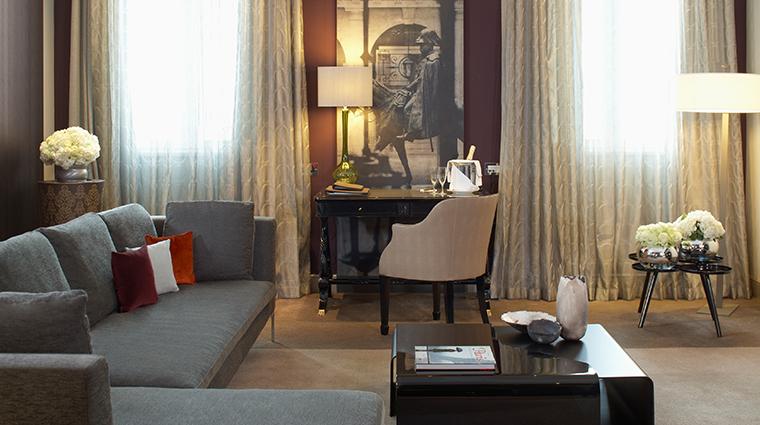 the sofitel london st james opera suite