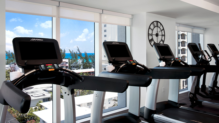 conrad spa at conrad fort lauderdale beach cardio