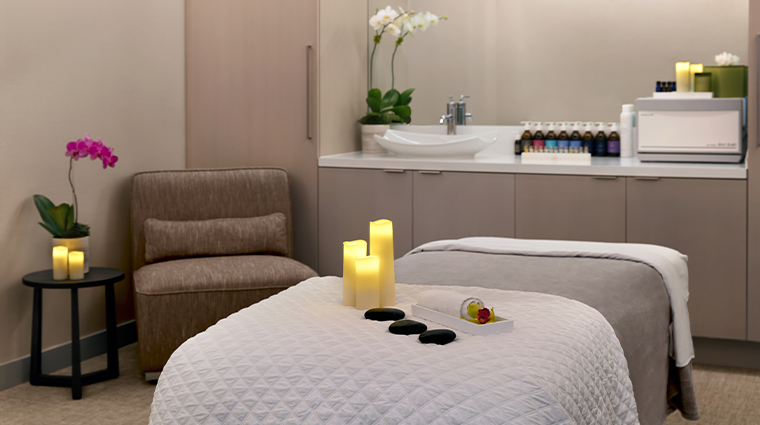conrad spa at conrad fort lauderdale beach spa treatment room