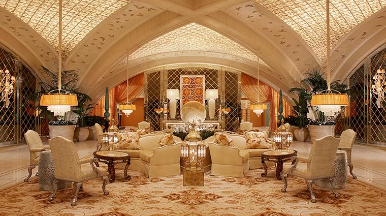 the spa at encore las vegas atrium