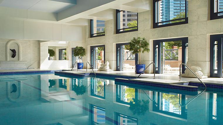 the spa at four seasons hotel atlanta pool