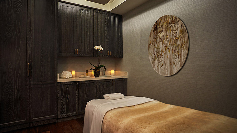 The Spa At Four Seasons Hotel Austin Treatment Room