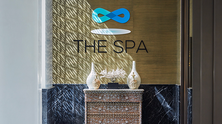 the spa at four seasons hotel bahrain bay