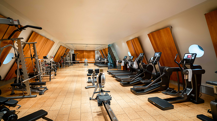 the spa at four seasons hotel gresham palace budapest fitness center