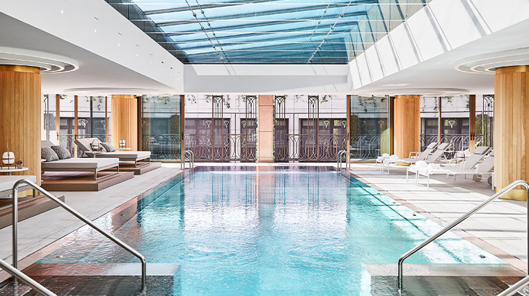the spa at four seasons hotel madrid