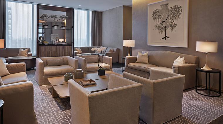 the spa at four seasons hotel toronto lounge