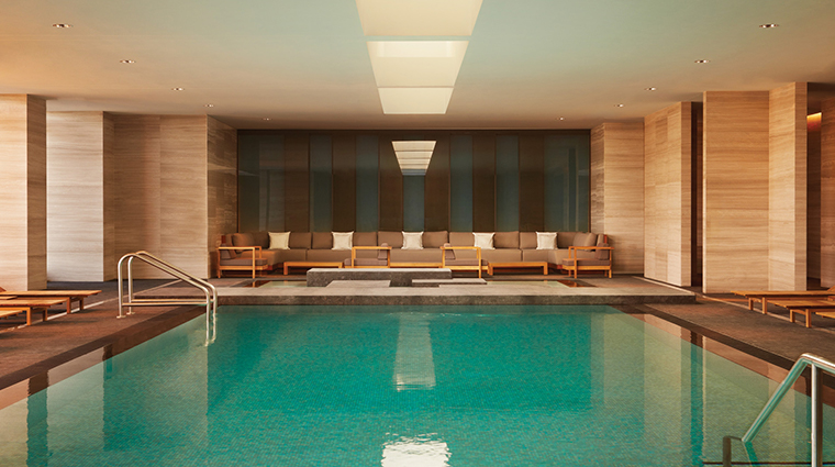 the spa at four seasons hotel toronto pool