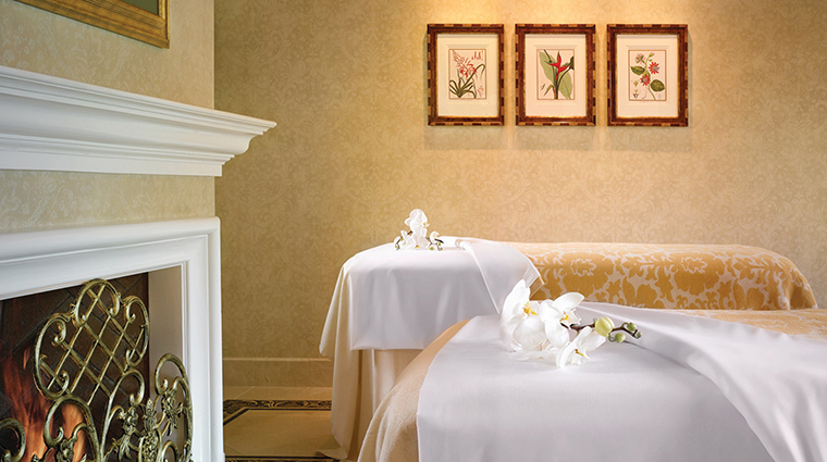 the spa at four seasons hotel westlake village treatment room
