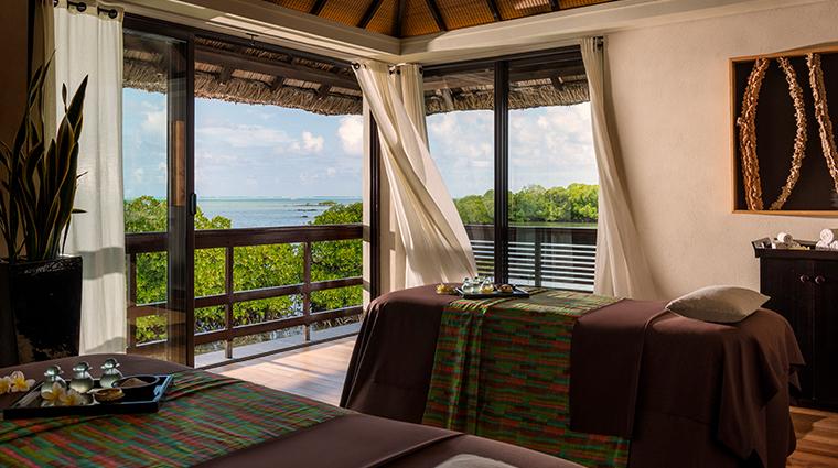 the spa at four seasons resort mauritius at anahita treatment room