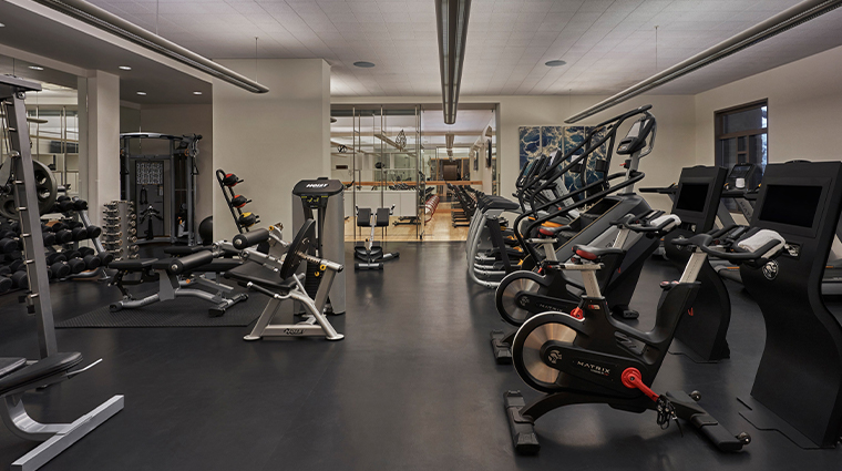 four seasons resort and residences whistler fitness