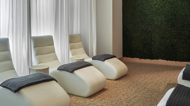 four seasons resort and residences whistler spa loungers2