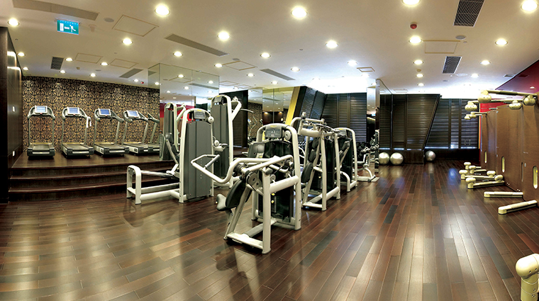 the spa at grand lisboa gym