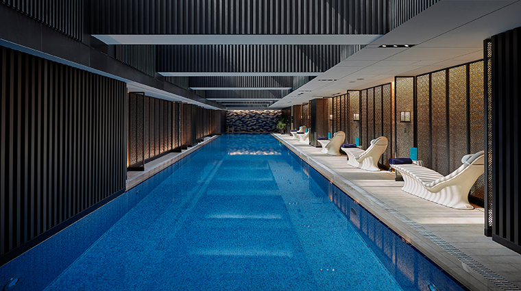 the spa at mandarin oriental wangfujing beijing pool