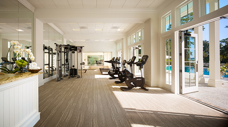 spa montage palmetto bluff fitness center