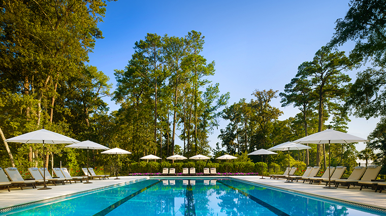 spa montage palmetto bluff pool