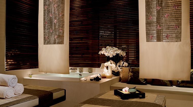 the spa at ritz carlton beijing couples massage room
