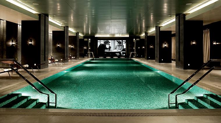 the spa at ritz carlton beijing pool