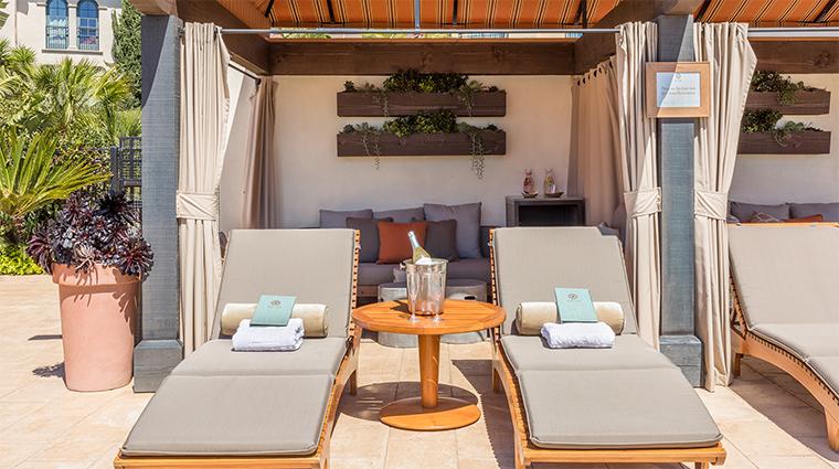 the spa at terranea cabana
