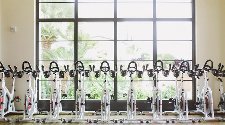 the spa at terranea fitness center