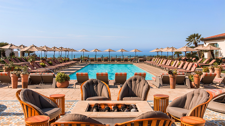 the spa at terranea spa pool