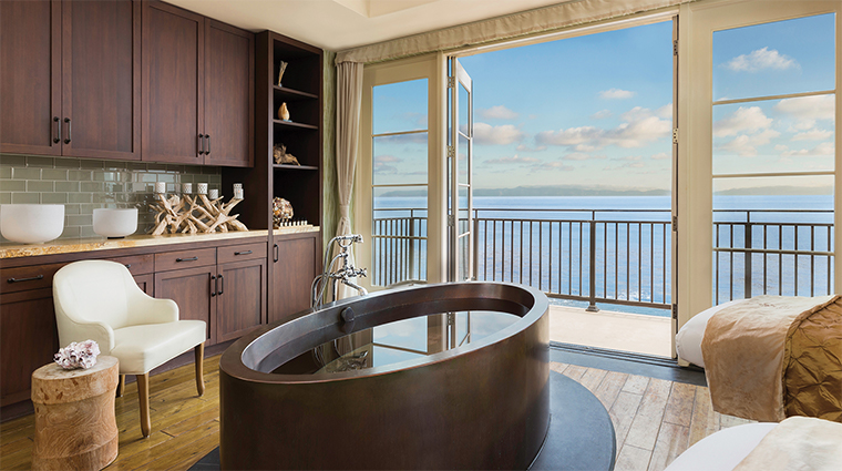 the spa at terranea view