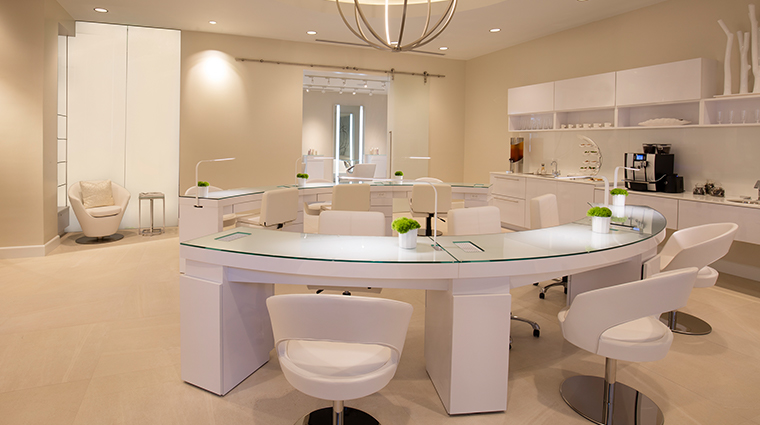 the spa at the breakers palm beach nail salon