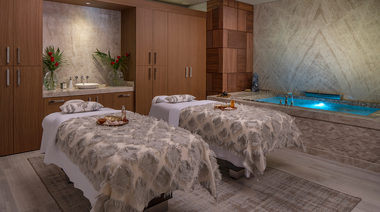 the spa at the post oak hotel couples suite
