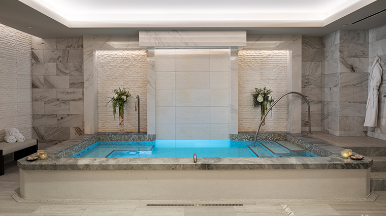 the spa at the post oak hotel womens vitality pool