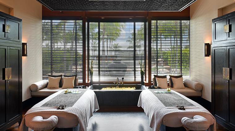 the spa at the setai