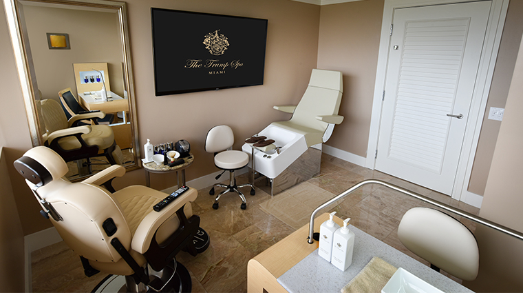 the spa at trump national doral miami gentlemans atelier