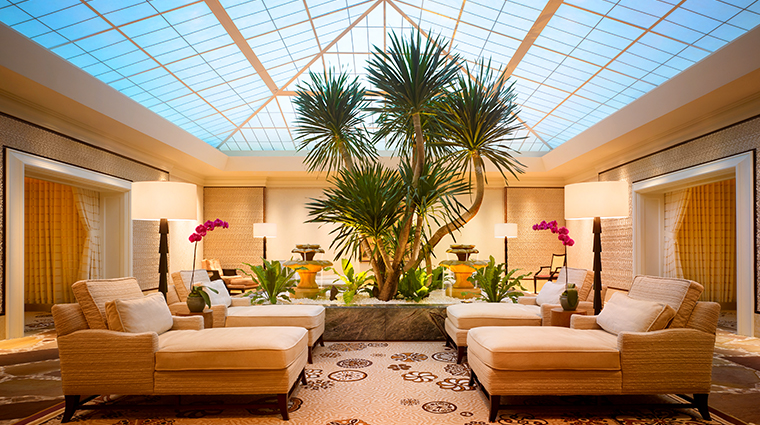 the spa at wynn las vegas lounge