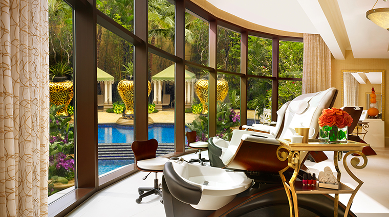the spa at wynn macau salon chair
