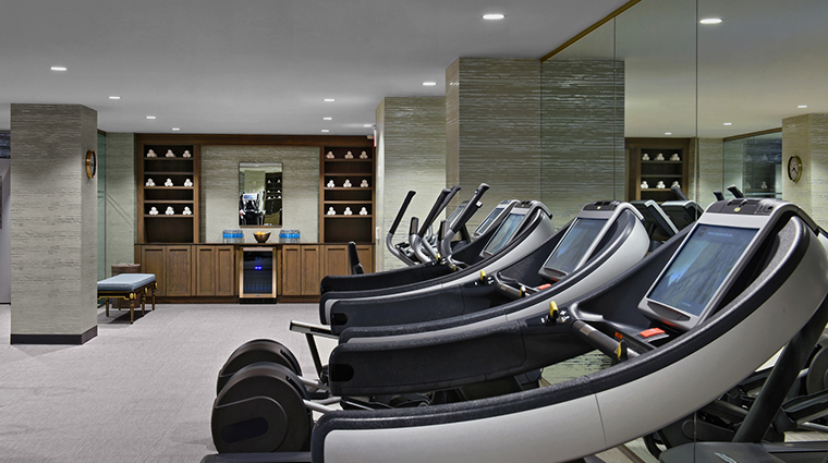 the spa by ivanka trump at trump international hotel washington dc fitness center