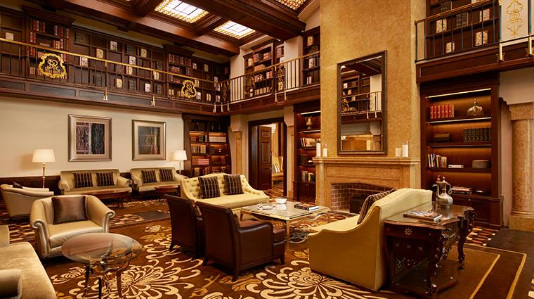 the st regis abu dhabi st regis library