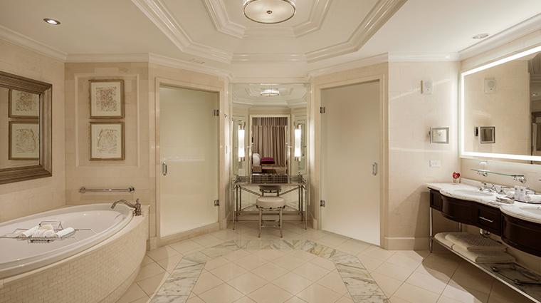 the st regis atlanta suite bathroom