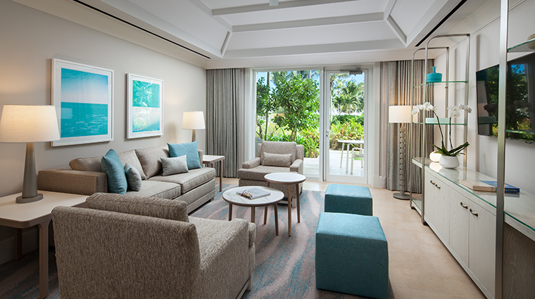 the st regis bahia beach resort puerto rico garden suite parlor