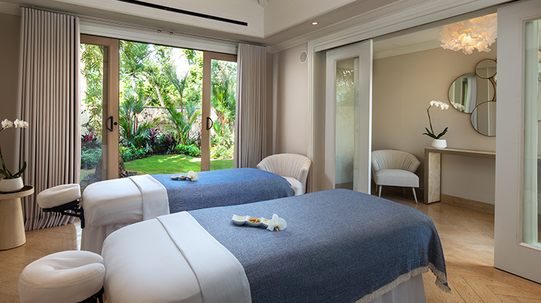 the st regis bahia beach resort puerto rico iridium spa couples treatment
