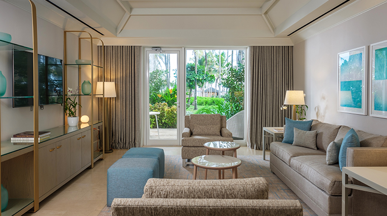 the st regis bahia beach resort puerto rico living room