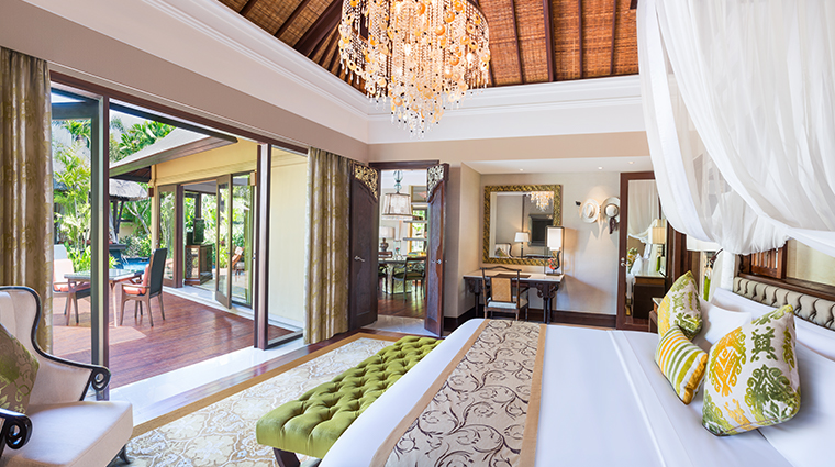 the st regis bali resort garden villa