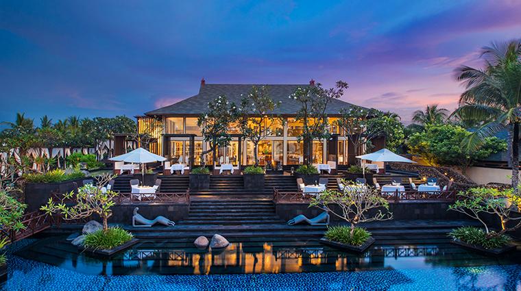 the st regis bali resort kayuputi restaurant