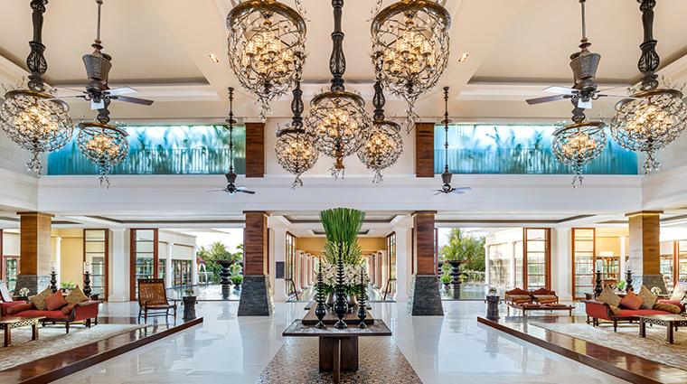 the st regis bali resort lobby