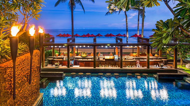 the st regis bali resort vista bar