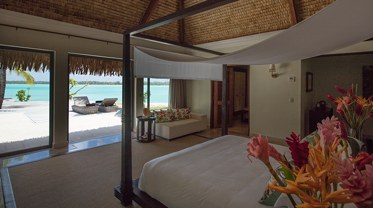 the st regis bora bora mater bedroom