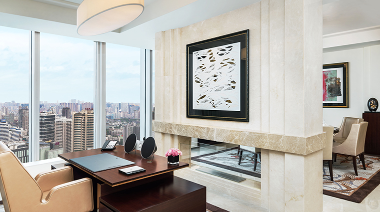 the st regis chengdu empire suite study