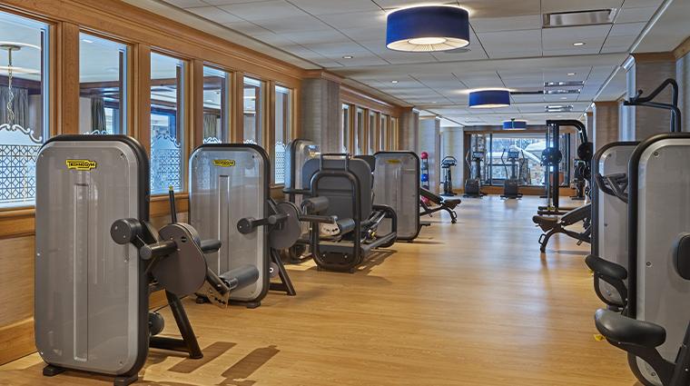 the st regis deer valley fitness center
