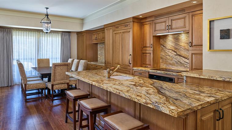the st regis deer valley suite full kitchen