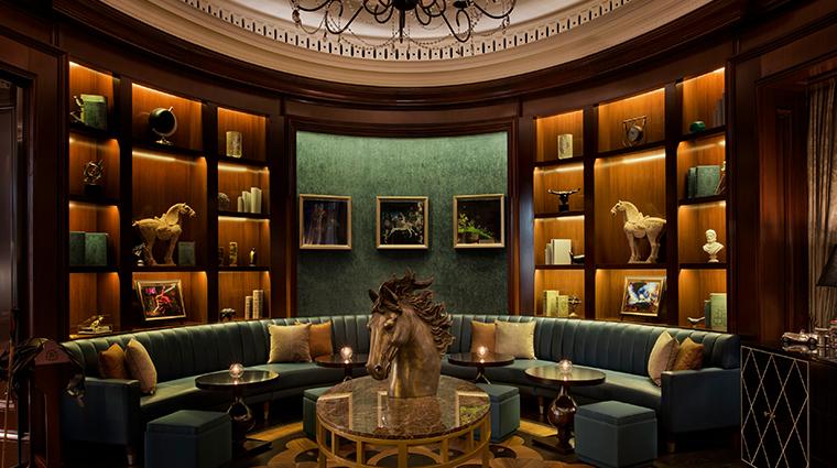 the st regis dubai bar cigar lounge