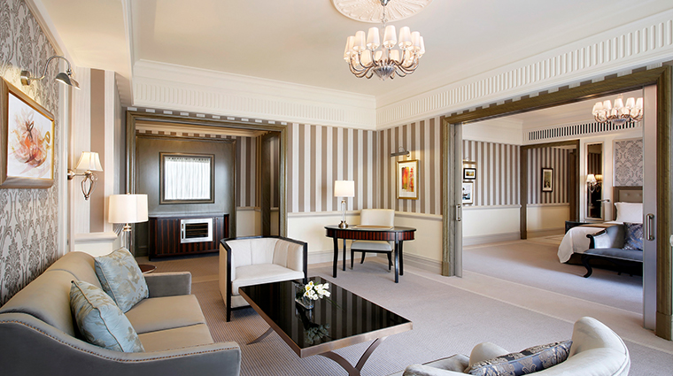 the st regis dubai living room suite